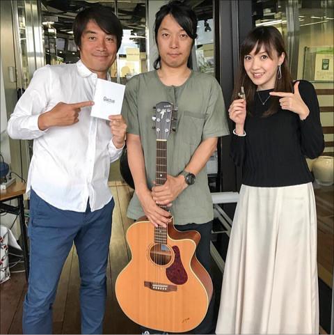 TOKYO FM『クロノス』出演時
