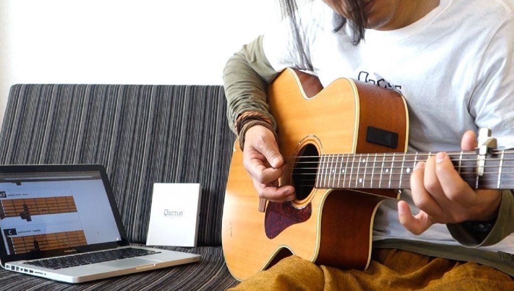 Qactus カクタス ギター チューニング