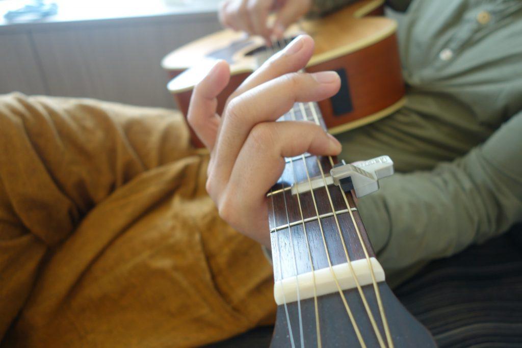 Qactus カクタス ギター 挫折 初心者 使い方