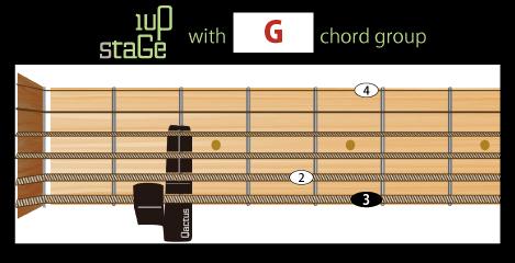 カクタスのギターダイアグラム14