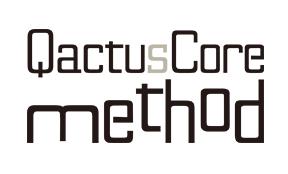QactusCore-Merhod カクタスコア・メソッド